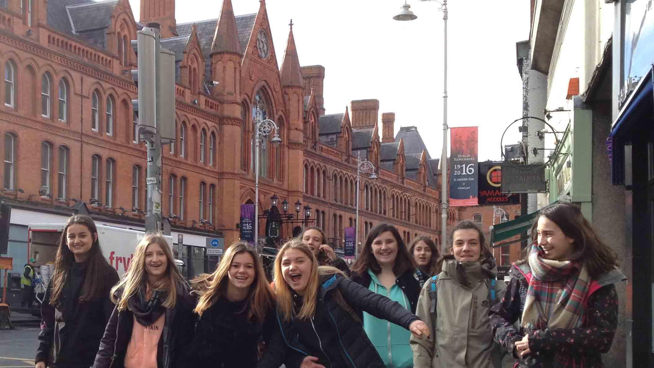 Dublin Filles 2016