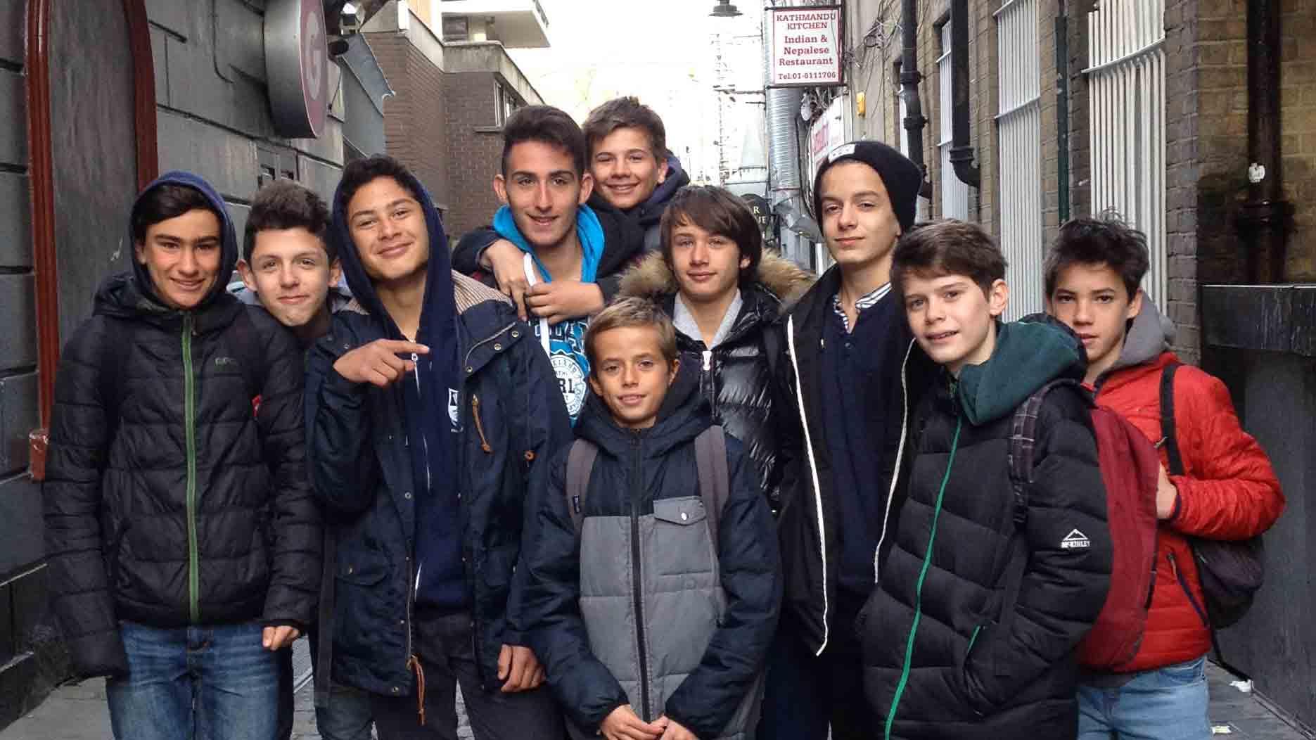 Dublin Garçons 2016