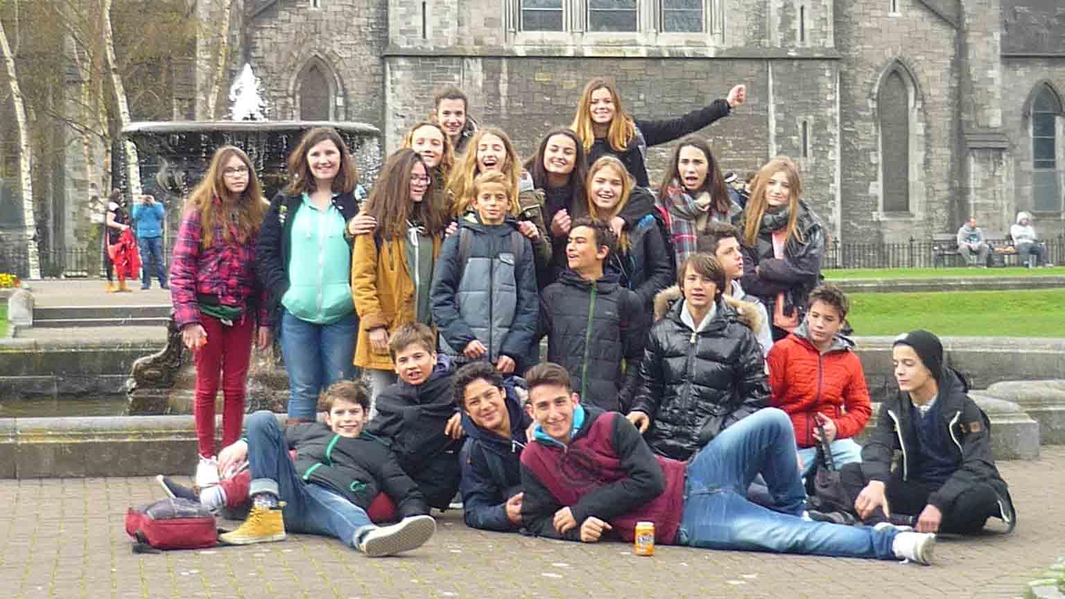 Dublin Groupe 2016